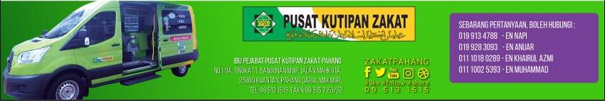 bayar zakat Negeri Pahang